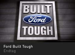 Ford - Built Tough